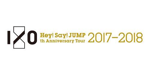 hey say jump hey say jump i oth anniversary tour 2017 2018